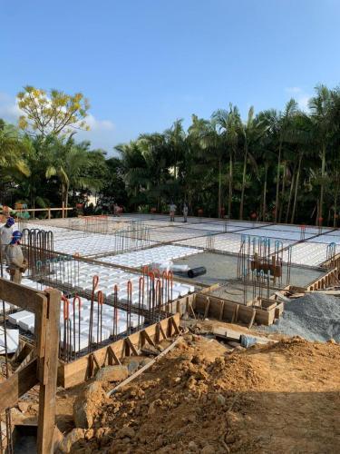 Construção Owen - 21/10/2020